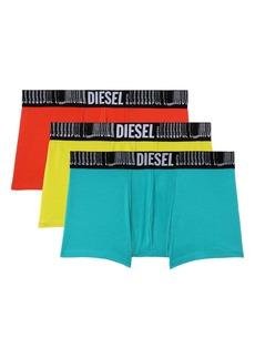 DIESEL® UMBX-Damien Assorted 3-Pack Boxer Briefs