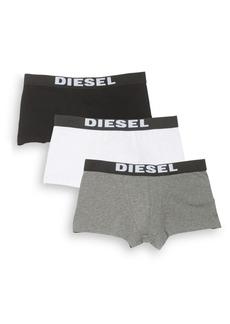 Diesel UMBX Rocco Boxer Briefs - Set of 3