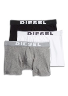 DIESEL® UMBX Sebastian 3-Pack Stretch Cotton Boxer Briefs