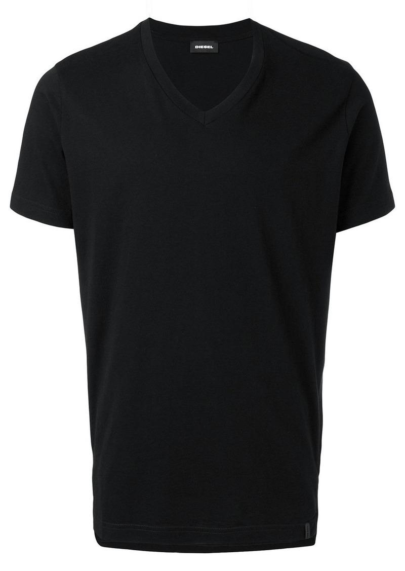 Diesel V-neck jersey T-shirt