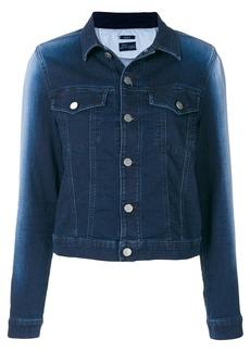 Diesel Velvet JoggJeans denim jacket - Blue