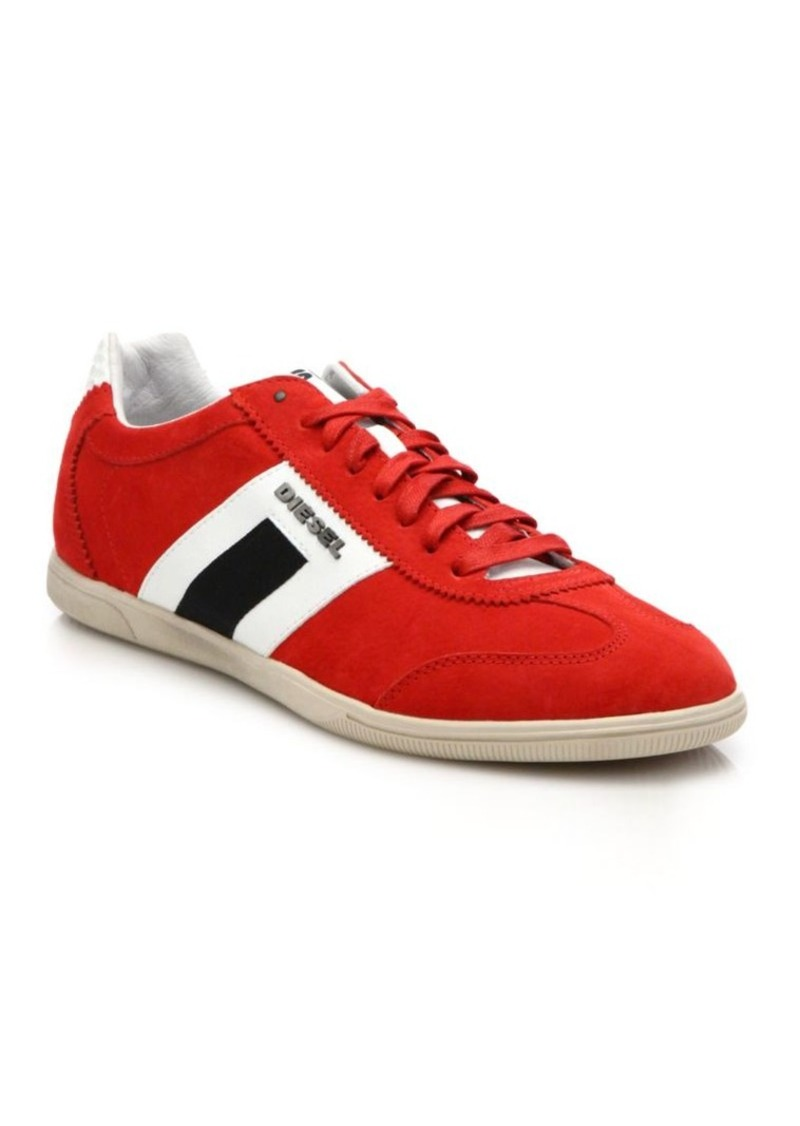 Diesel Vintage Happy Hour Low Sneakers