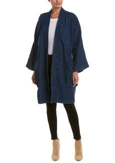 Diesel Wendy Linen-Blend Overcoat