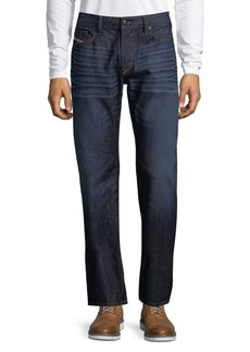 Diesel Whiskered Cotton Jeans