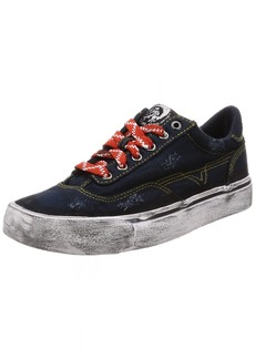 Diesel Women's 355 S-FLIP LOWW W-Sneakers   M US
