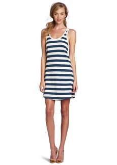 Diesel Women's D-Upina Striped Dress