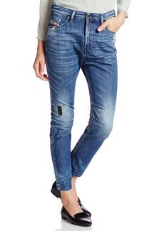 Diesel Women's Eazee Cropped Jean