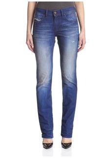 Diesel Women's Faithlegg Jeans