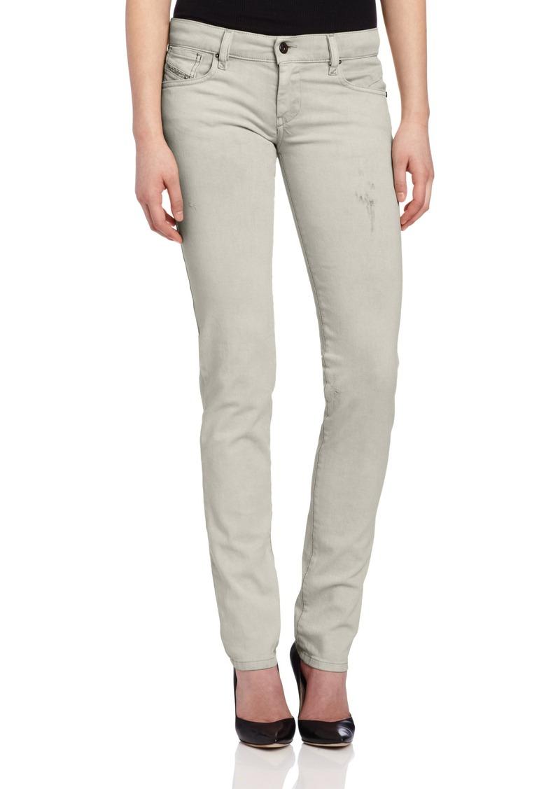 Diesel Women's Getlegg Slim Skinny Leg Jean 0809S  29x32