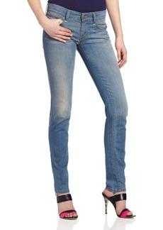 Diesel Women's Getlegg Slim Skinny Leg Jean 0821E  31x32