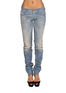 Diesel Women's Getlegg Slim Skinny Leg Jean 0821E  32x32