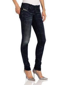 Diesel Women's Grupee-NE Super Skinny Leg Jogg Jean 0601L  27x32