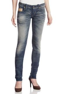 Diesel Women's Grupee-NE Super Skinny Leg Jogg Jean 0604N  29x32
