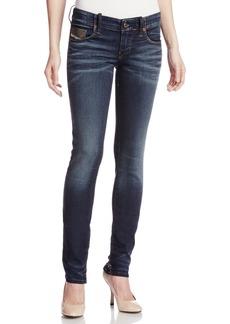 Diesel Women's Grupee-NE Super Skinny Leg Jogg Jean 0604Z  31x32