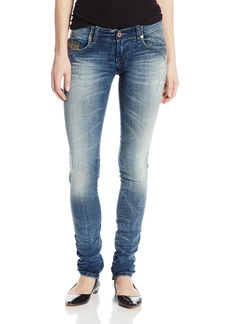 Diesel Women's Grupee-NE Super Skinny Leg Jogg Jean 606D