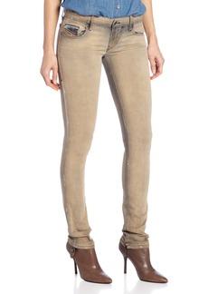Diesel Women's Grupee Super Skinny Leg Jean