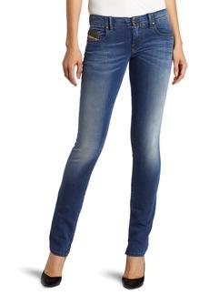 Diesel Women's Grupee Super Skinny Leg Jean 0885I