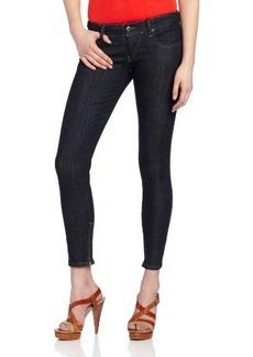Diesel Women's Grupee Zip Super Skinny Leg Jean 0881K  30x32