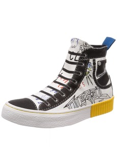 Diesel Women's IMAGINEE S-Imagine Sneaker mid   M US