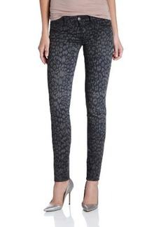 Diesel Women's Livier Super Slim Animal Print Legging Jean