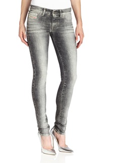 Diesel Women's Livier Super Slim Jegging 0602W Denim 22D Wash 26