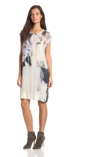 Diesel Women's Lydy Digital Print Dress
