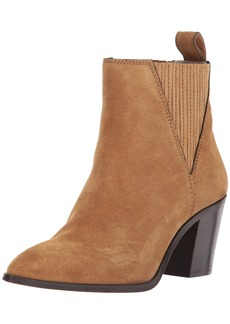 Diesel Women's Mannish D-Annish HA Fashion Boot tan  M US