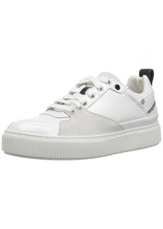 Diesel Women's S-Danny LC W Metallic-Sneakers   M US