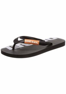 Diesel Women's SA-BRIIAN W-Sandals Flip-Flop   M US