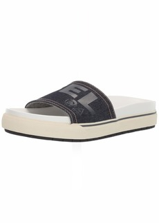 Diesel Women's SA-Grand W-Slide Sandal   M US