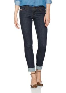 Diesel Women's Skinzee Super Skinny Leg Jean 0813C  28