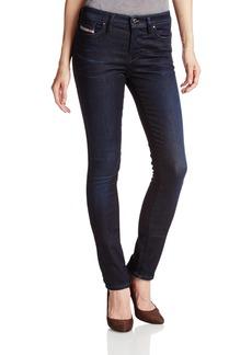 Diesel Women's Skinzee Super Skinny Leg Jean 0834S  25x32