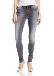 Diesel Women's Skinzee Super Slim Skinny Jean 0826E  30x32