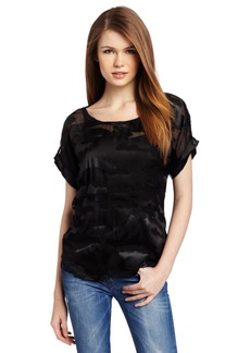 Diesel Women's T-Pedro Top