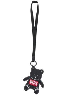 Diesel teddy bear phone holder
