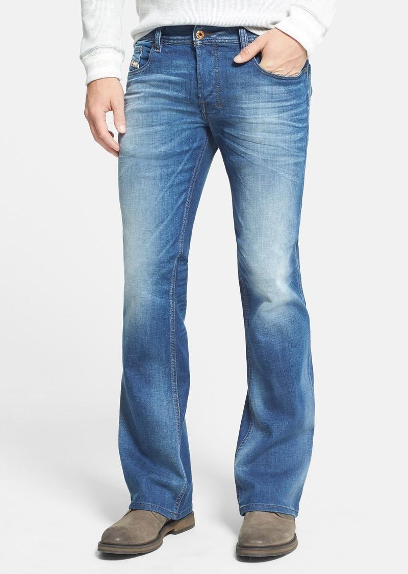 2fdc9251 Diesel DIESEL® Zathan Bootcut Jeans (0831D)   Jeans