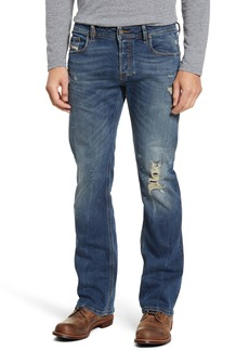 DIESEL® Zatiny Bootcut Jeans (Distressed)