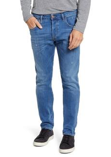 DIESEL® Zatiny Bootcut Jeans (Med Blue)