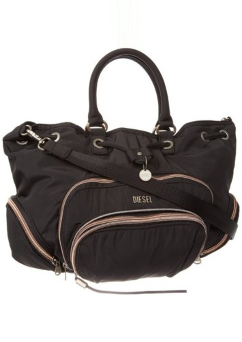 Diesel Zip Em Up Loona Shoulder Bag