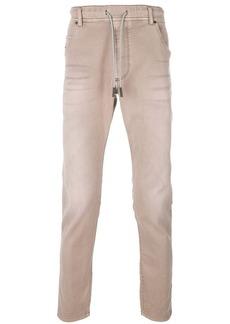 Diesel drawstring slim fit jeans