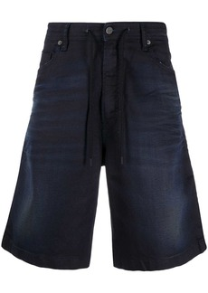 Diesel drawstring waist shorts