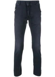 Diesel drawstring waistband jeans