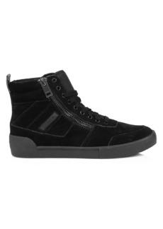 Diesel Dvelows Leather High Top Sneaker