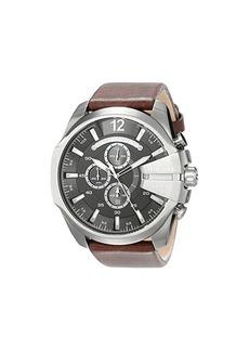 Diesel DZ4290 Leather Quartz Watch