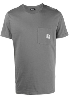 Diesel embroidered cotton t-shirt