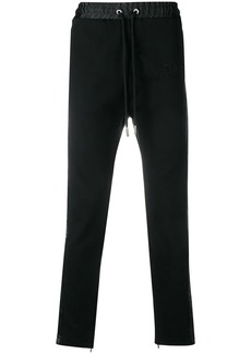 Diesel Embroidered jogging trousers