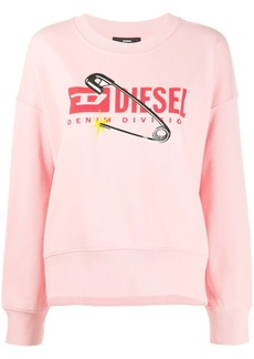 Diesel F-Magda-E relaxed-fit sweatshirt