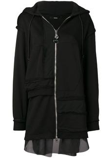 Diesel F-Ture zipped hoodie