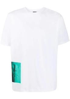 Diesel face print T-shirt