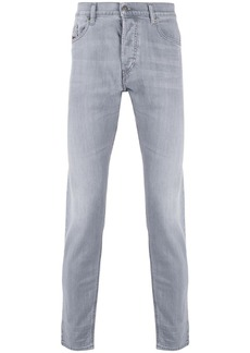 Diesel faded effect jeans